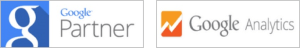 Official Google Partner & Google Analytics Certified